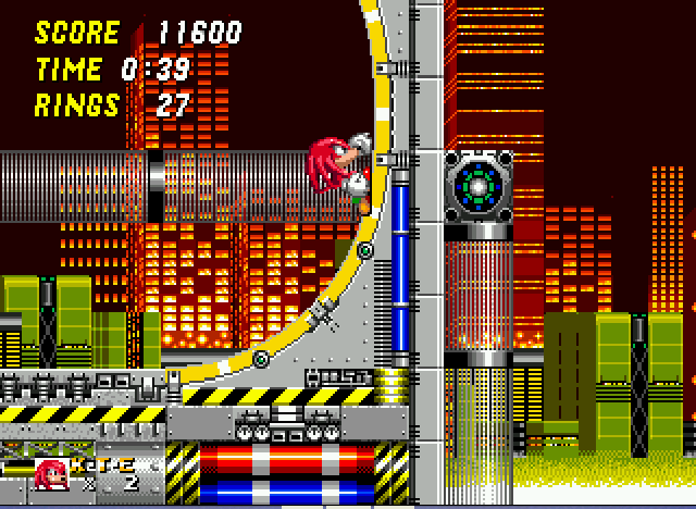 Sonic and Knuckles & Sonic 2 - IM CLIMBING - User Screenshot
