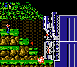 Contra - A Wall. - User Screenshot