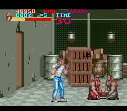 Final Fight - Lolwut? - User Screenshot