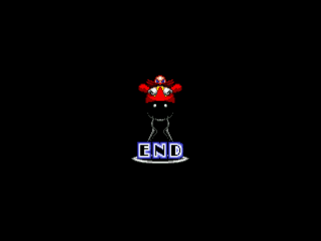 Sonic the Hedgehog - Ending  - U mad, Robotnik? - User Screenshot