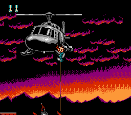 Super Contra - Year 2560 and we still use this kind of Heli. - User Screenshot