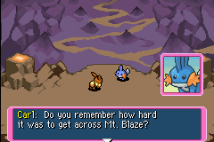 Pokemon Mystery Dungeon - Red Rescue Team - Cut-Scene  - Yes, it took 5 minutes - User Screenshot