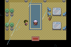 Pokemon Creepy Black (demo v0.05 final) - Alright...who let their Kyogre out inside..? - User Screenshot