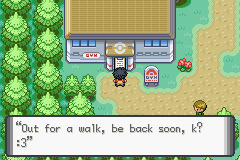 Pokemon Genesis - kthnksbai - User Screenshot