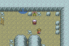 Pokemon Ultra Violet - Location  - here - User Screenshot