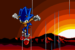 Sonic Advance 2 - EPIC - User Screenshot