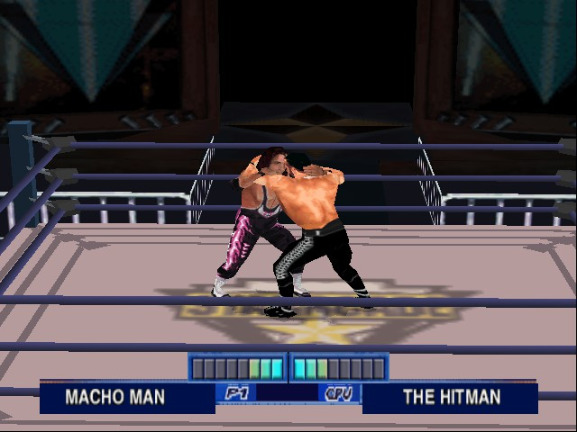 WCW Mayhem - The Lock Up - User Screenshot
