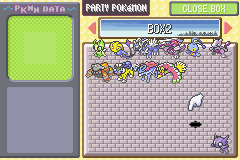 Pokemon Platinum - LEGEND - User Screenshot