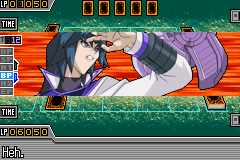 Yu-Gi-Oh! GX - Duel Academy - Zane looses  - User Screenshot