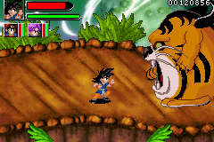 Dragon Ball GT - Transformation - Ugly mofo - User Screenshot