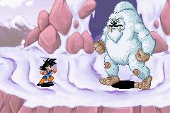 Dragon Ball GT - Transformation - Yeti is real! Just on another planet. - User Screenshot