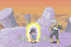 Dragon Ball GT - Transformation - Power up! - User Screenshot