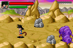 Dragon Ball GT - Transformation - Tuffel Start - User Screenshot