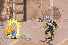 Dragon Ball GT - Transformation - Super Saiyan 3 Kid Goku - User Screenshot