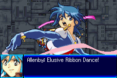 Super Robot Taisen J (english translation) - Allenby recruited - User Screenshot