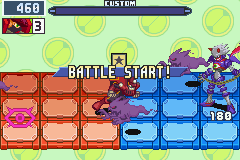 Megaman Battle Network 6 Cybeast Gregar - Time for my finisher! - User Screenshot