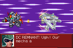 Super Robot Taisen - Original Generation 2 - Ouch..... - User Screenshot