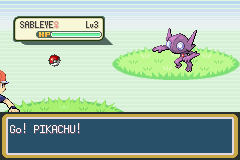 Pokemon Kohaku Adventures - what - User Screenshot