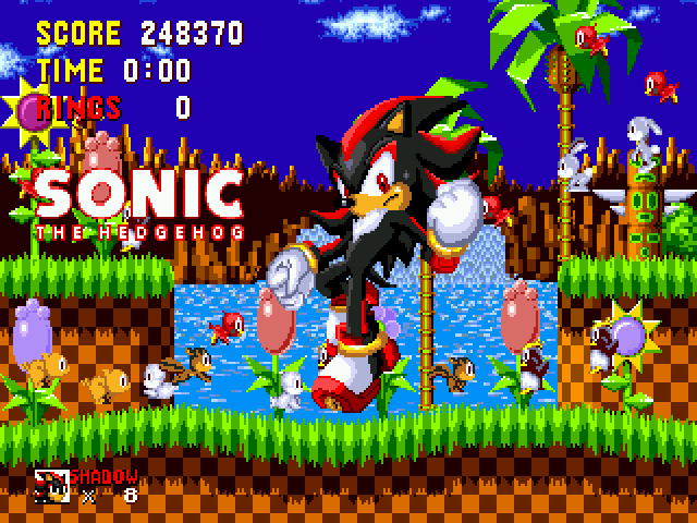 Shadow the Hedgehog - Ultimate Victory - User Screenshot
