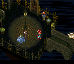 Chrono Trigger - Ending  - ending when you beat lavos with crono only - User Screenshot