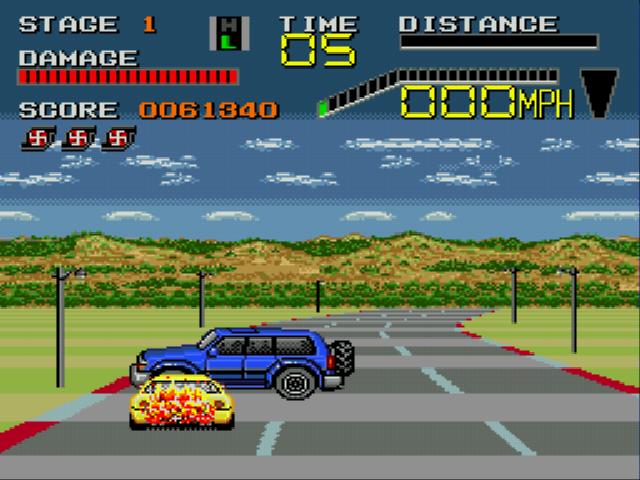 Super H Q Gen Game Sega Genesis Super H Q Gen