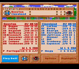 Hardball III - Misc  -  - User Screenshot