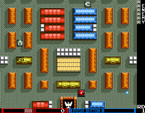 Tank Force (US, 2 Player) - Level  -  - User Screenshot