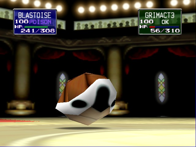 Pokemon Stadium - I