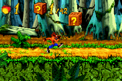 Crash Bandicoot - The Huge Adventure -  - User Screenshot