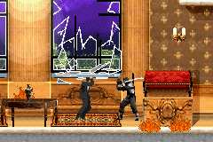 Batman Begins - Level  - ninjas... why - User Screenshot