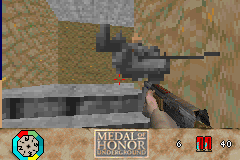 Medal of Honor - Underground -  - User Screenshot
