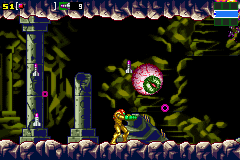 Metroid - Zero Mission - this game is eye popping  - User Screenshot