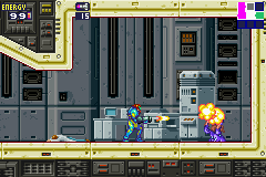 Metroid Fusion -  - User Screenshot