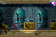 Metroid Fusion - it is so cute - User Screenshot