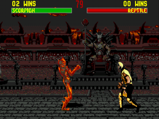Mortal Kombat II -  - User Screenshot