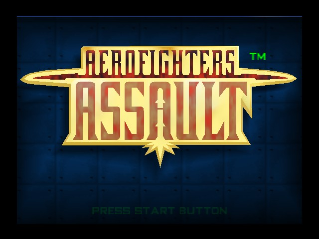 AeroFighters Assault -  - User Screenshot