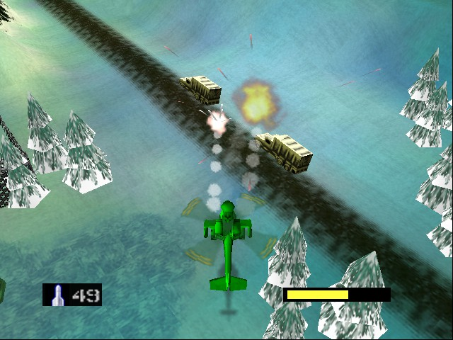 Army Men - Air Combat User Submitted Screenshots