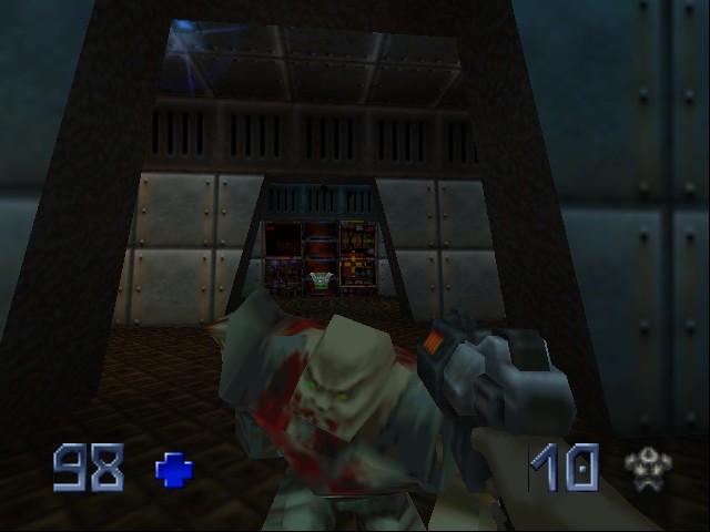 Quake II User Submitted Screenshots