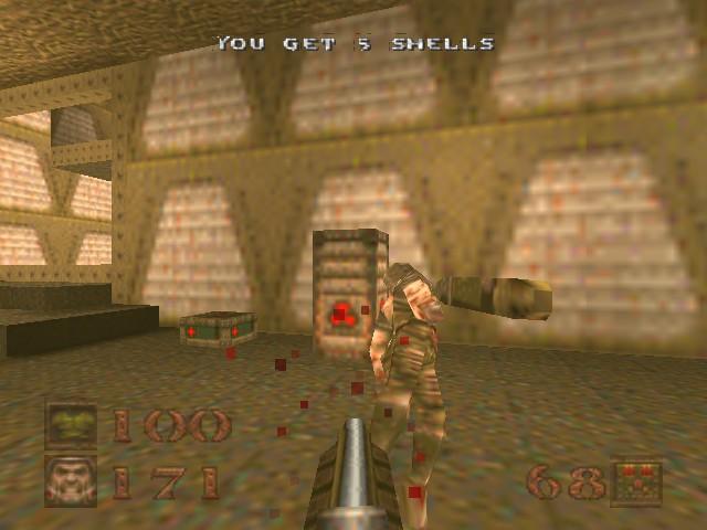 Play Quake 64 Online N64 Game Rom - Nintendo 64 Emulation - Boxart