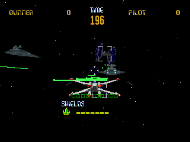 Star Wars Arcade - lock on - User Screenshot