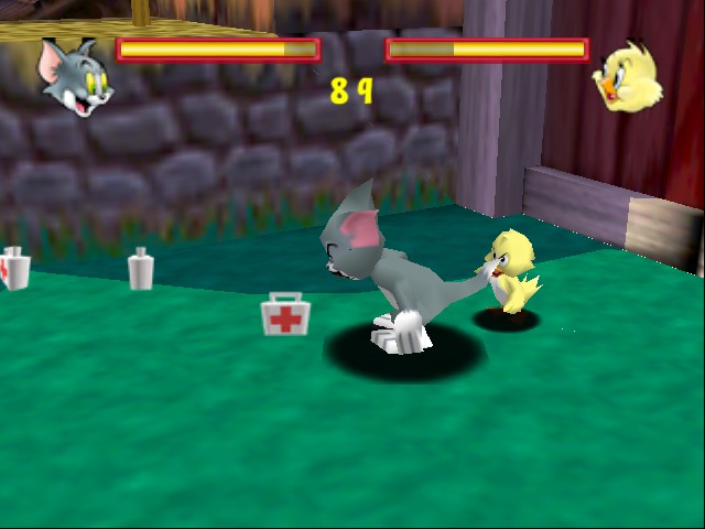 Tom and Jerry in Fists of Furry -  - User Screenshot