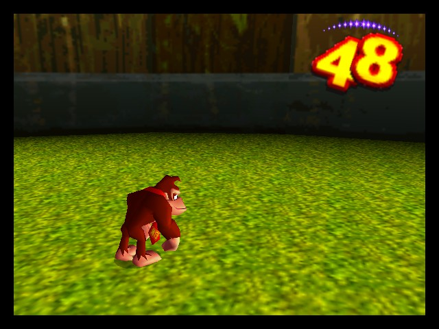 Donkey Kong 64 - Huh where did he go - User Screenshot