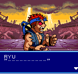 SNK vs. Capcom - The Match of the Millennium - .-. wow Ryu are u ok? - User Screenshot
