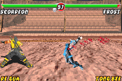 Mortal Kombat - Deadly Alliance - get over here - User Screenshot