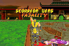 Mortal Kombat - Deadly Alliance -  - User Screenshot
