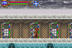 Castlevania - Aria of Sorrow - Julius Mode - User Screenshot