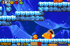 Kirby & the Amazing Mirror - MEET MY FISTS - User Screenshot