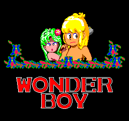 Wonder-Boy - Introduction  - Wonder boy - User Screenshot
