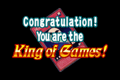 Yu-Gi-Oh! GX - Duel Academy - just completed it - User Screenshot