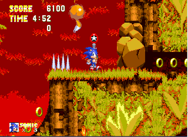 Sonic the Hedgehog 3 - stop looking at me - User Screenshot